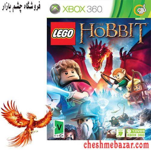 بازی LEGO THE HOBIT مخصوص XBOX360 نشر گردو