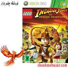 بازی Lego Indiana Jones the Original Adventures مخصوص XBOX360 نشر گردو