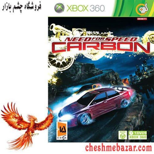 بازی NEED FOR SPEED CARBON مخصوص XBOX360 نشر گردو