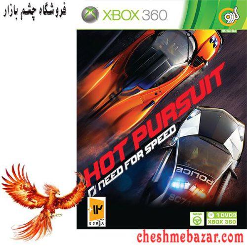 بازی NEED FOR SPEED HOT PURSUIT مخصوص XBOX360 نشر گردو