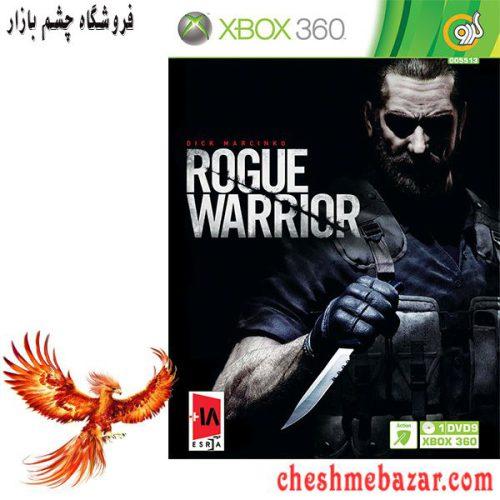 بازی ROGUE WARRIOR مخصوص XBOX360 نشر گردو
