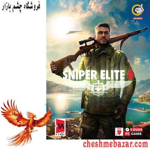 بازی SNIPER ELITE 4 مخصوص PC نشر گردو