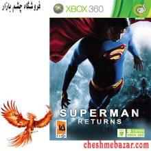 بازی SUPERMAN Returns مخصوص XBOX360 نشر گردو