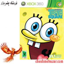 بازی SpongeBob s Truth or Square مخصوص XBOX360 نشر گردو