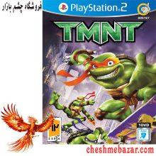 بازی TMNT مخصوص  PS2 نشر گردو