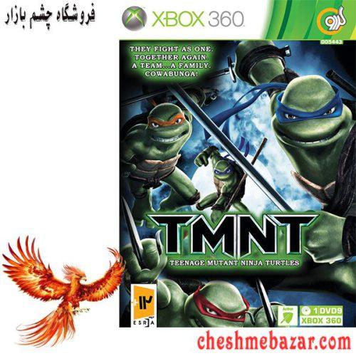 بازی TMNT Teenage Mutant Ninja Turtles مخصوص XBOX360 نشر گردو