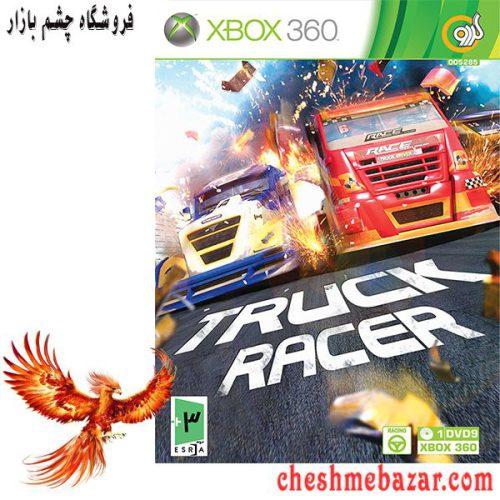 بازی TRUCK RACER مخصوص XBOX360 نشر گردو