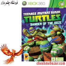 بازی Teenage Mutant Ninja Turtles Danger of The Ooze مخصوص XBOX360 نشر گردو