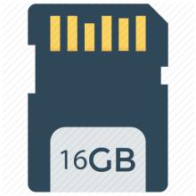 کارت حافظه 16 گیگ