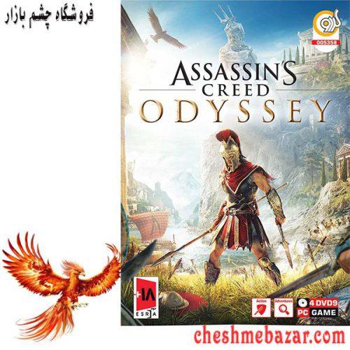 بازی Assassin s Creed Odyssey مخصوص PC نشر گردو