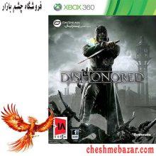 بازی DISHONORED مخصوص XBOX360 نشر پرنیان