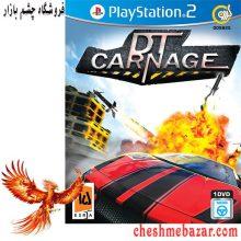 بازی DT Carnage مخصوص PS2 نشر گردو