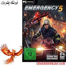 بازی EMERGENCY 5 مخصوص PC