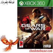 بازی GEARS OF WAR 2 مخصوص XBOX360