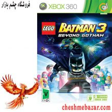 بازی Lego Batman 3 Beyond Gotham مخصوص XBOX360 نشر گردو