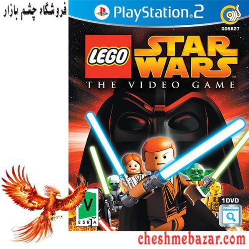 بازی Lego Star Wars The Video Game مخصوص PS2 نشر گردو