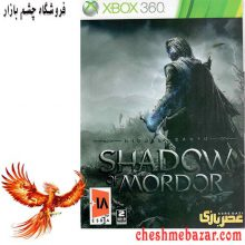 بازی Middle-earth Shadow of Mordor مخصوص XBOX360 نشر عصربازی
