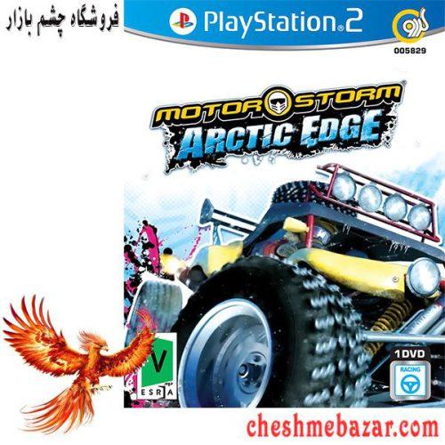 بازی Motor Storm Arctic Edge مخصوص PS2 نشر گردو