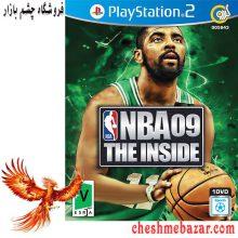 بازی NBA 09 The Inside مخصوص  PS2 نشر گردو