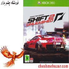 بازی NEED FOR SPEED SHIFT 2 UNLEASHED مخصوص XBOX360
