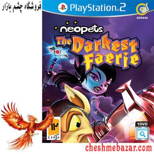 بازی Neopets The Darkest Faerie مخصوص PS2 نشر گردو