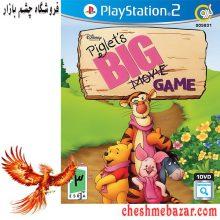 بازی Piglet's BIG Movie Game مخصوص PS2 نشر گردو