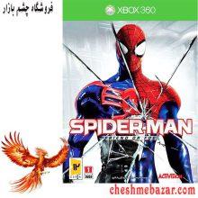 بازی SPIDER-MAN FRIEND OR FOE مخصوص XBOX360 نشر رسام ایده