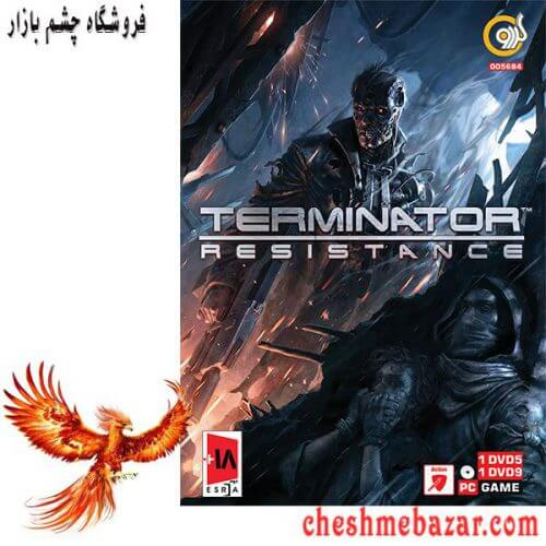 بازی Terminator Resistance مخصوص PC نشر گردو