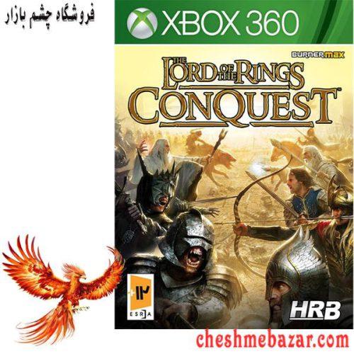 بازی The Lord Of The Rings Conquest مخصوص XBOX360