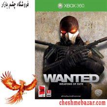 بازی WANTED Weapons OF Fate مخصوص XBOX360 نشر رسام ایده