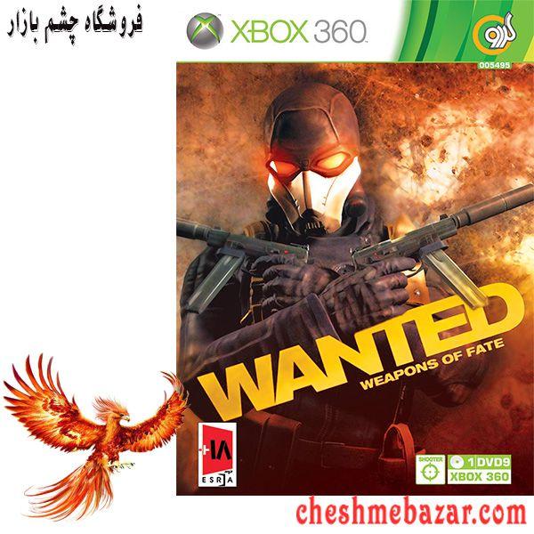 بازی Wanted Weapons Of Fate مخصوص XBOX360 نشر گردو
