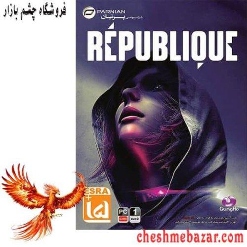 بازی REPUBLIQUE مخصوص PC