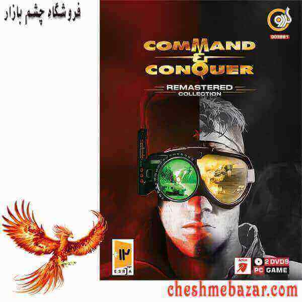 بازی Command & Conquer Remastered Collection مخصوص PC