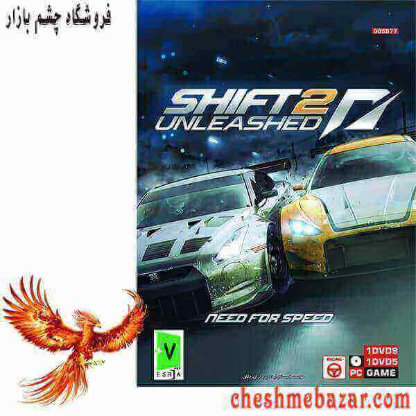 بازی  Need For Speed Shift2 Unleashed مخصوص PC