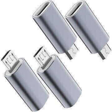 تبدیلات میکرو USB