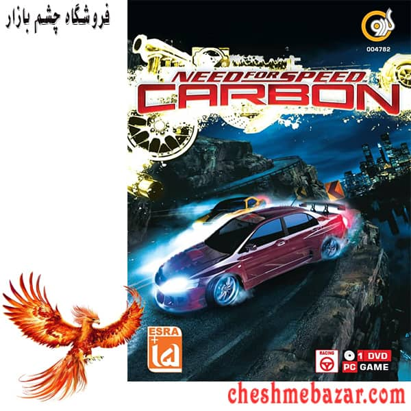 بازی Need For Speed Carbon مخصوص PC