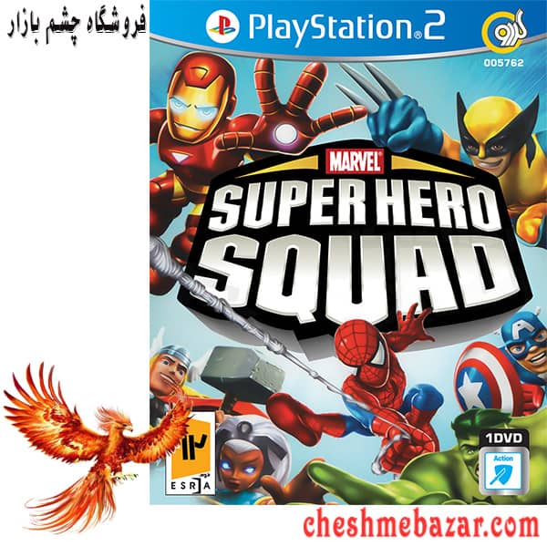 بازی  Marvel Super Hero Squad