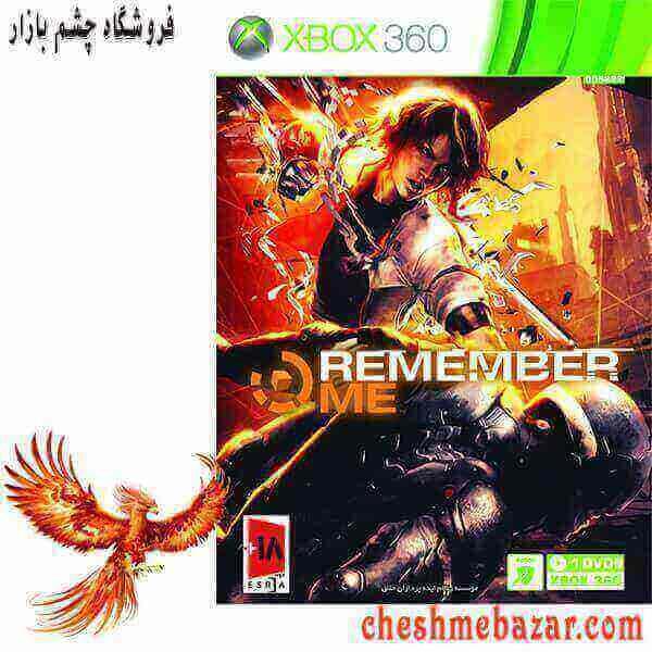 بازی REMEMBER ME مخصوص XBOX360