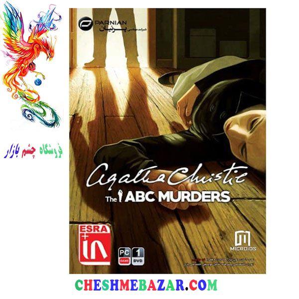 بازی Agatha Christie The ABC Murders مخصوص PC