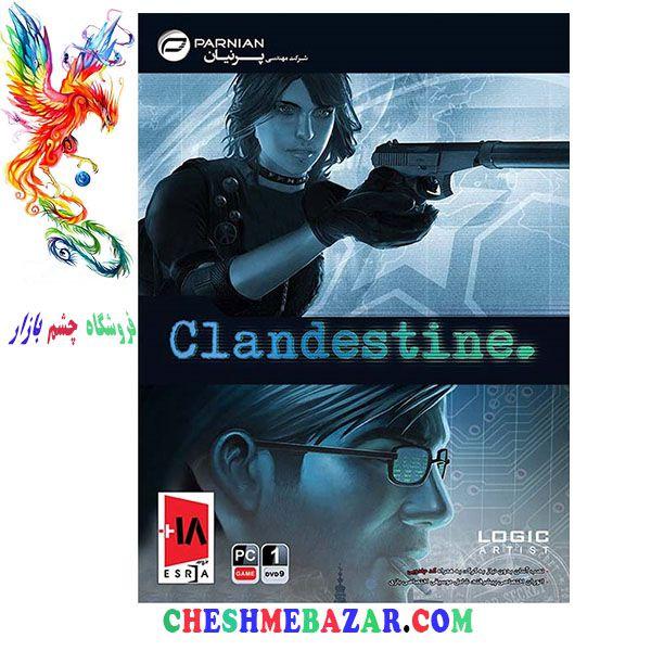 بازی CLANDESTINE مخصوص PC