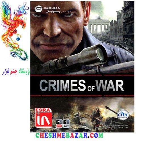 بازی CRIMES OF WAR مخصوص PC