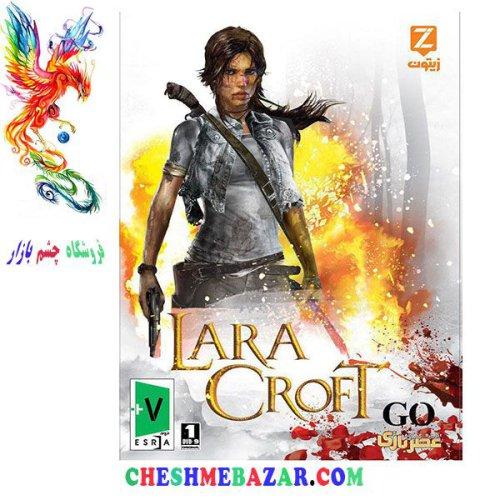 بازی LARA CROFT GO مخصوص PC