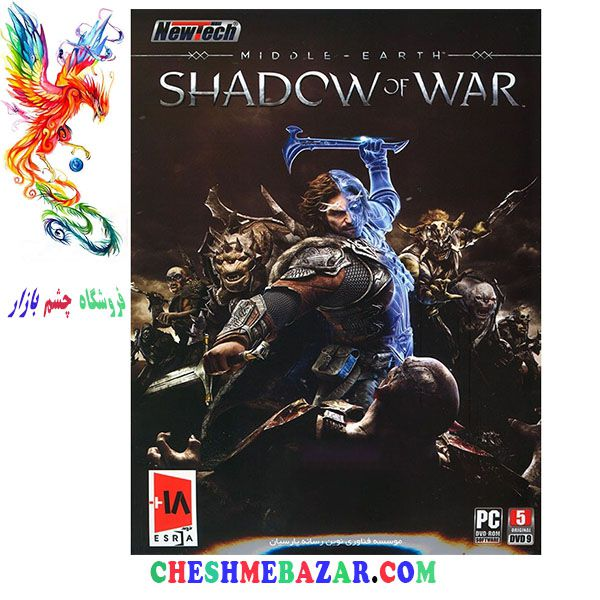 بازی MIDDLE EARTH : SHADOW OF WAR مخصوص PC
