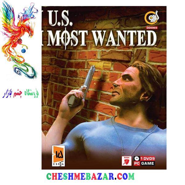 بازی U.S. MOST WANTED مخصوص PC
