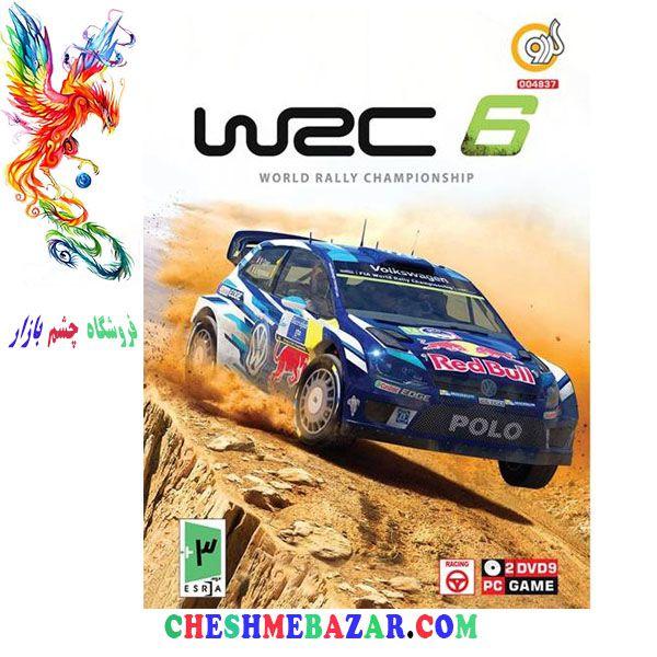 بازی WRC 6 world rally championship مخصوص PC