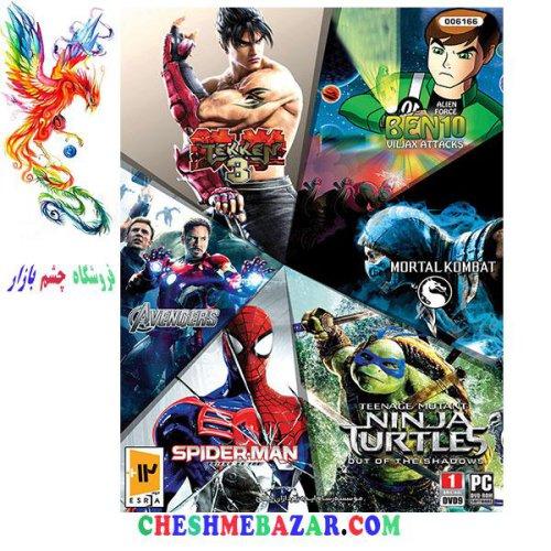 مجموعه بازی Fight Games Collection مخصوص PC