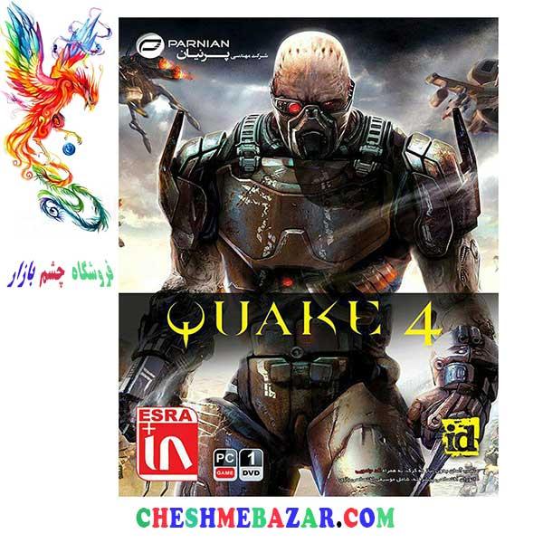 بازی QUAKE 4 مخصوص PC