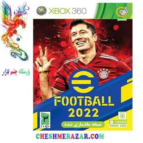 بازی eFootball 2022 مخصوص XBOX360
