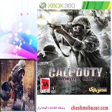 بازی CALL OF DUTY WORLD AT WAR مخصوص XBOX360