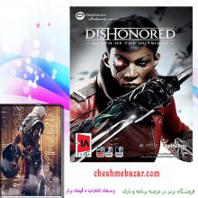 بازی کامپیوتری DISHONORED DEATH OF THE OUTSIDER